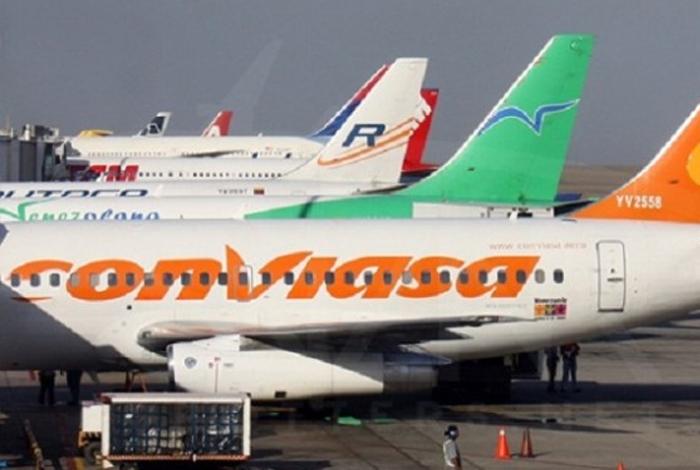 Así fue la programación de vuelos internacionales que hizo el régimen para marzo