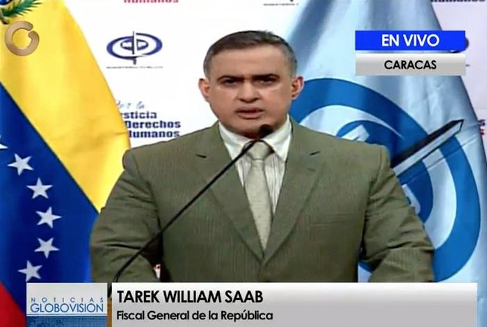 Fiscal de Venezuela ofrece balance en caso de corrupción de Andorra