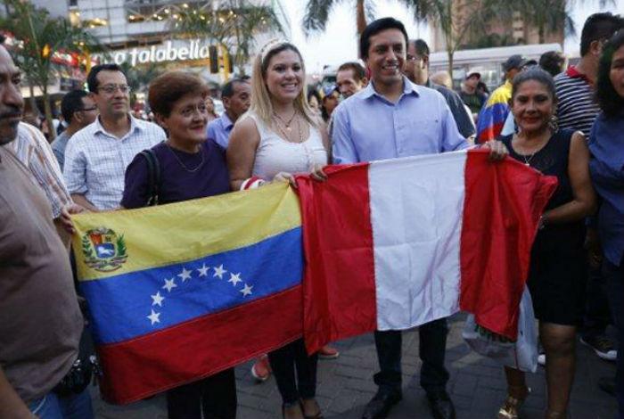 Más de 21.000 venezolanos formalizaron su condición migratoria en Perú