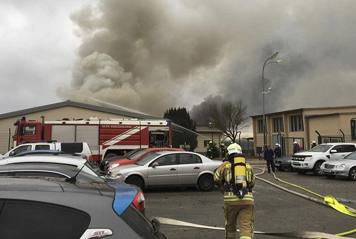 Explosión en una estación de gas deja un muerto — Austria