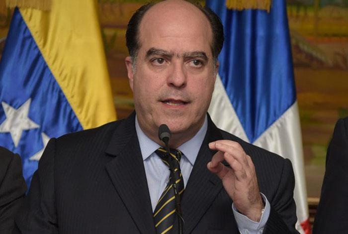 Borges: Luchamos por la democracia y el futuro de los venezolanos
