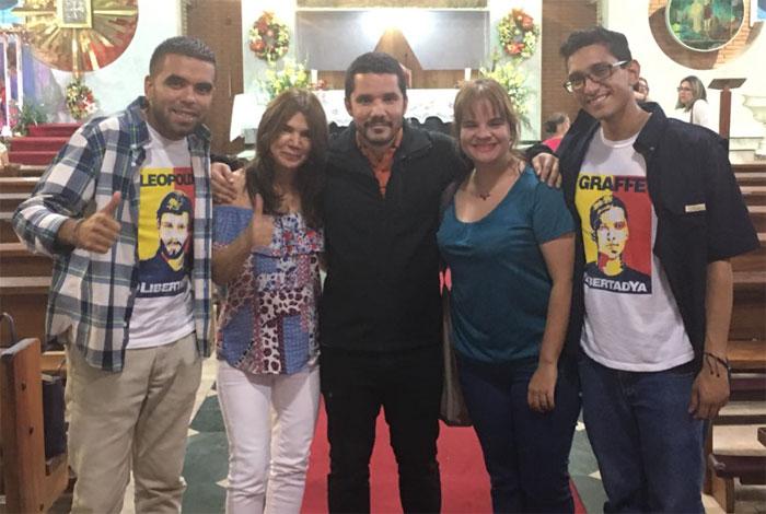 Dictan libertad condicional para el dirigente de Voluntad Popular Carlos Graffe