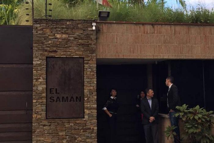 Freddy Guevara recibió la visita de una delegación de diputados en la Embajada de Chile