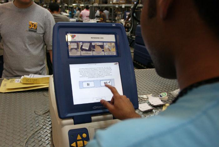 Tania D´amelio recuerda que servicio electoral para municipales es obligatorio