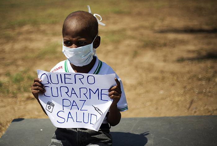 OMS: mitad de población mundial sin acceso a servicios básicos de salud