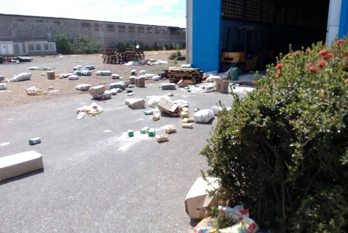 Más de 20 locales sufrieron saqueos en solo una ciudad — Venezuela