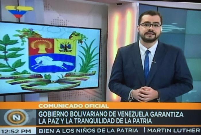 Gobierno de Venezuela hace oficial la muerte de Óscar Pérez