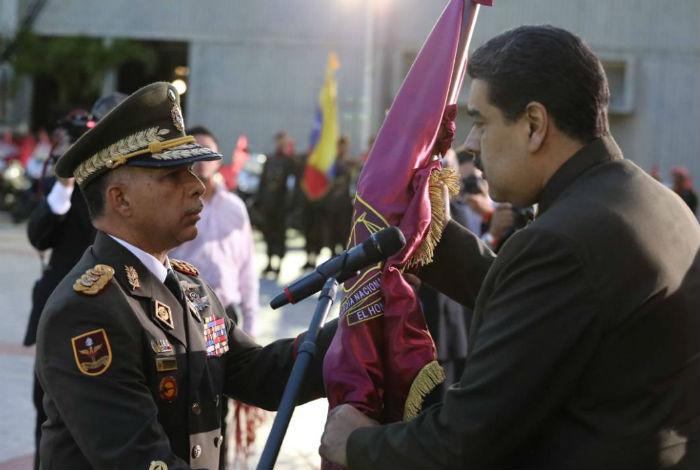 Designan a Richard López como nuevo comandante general de la GNB