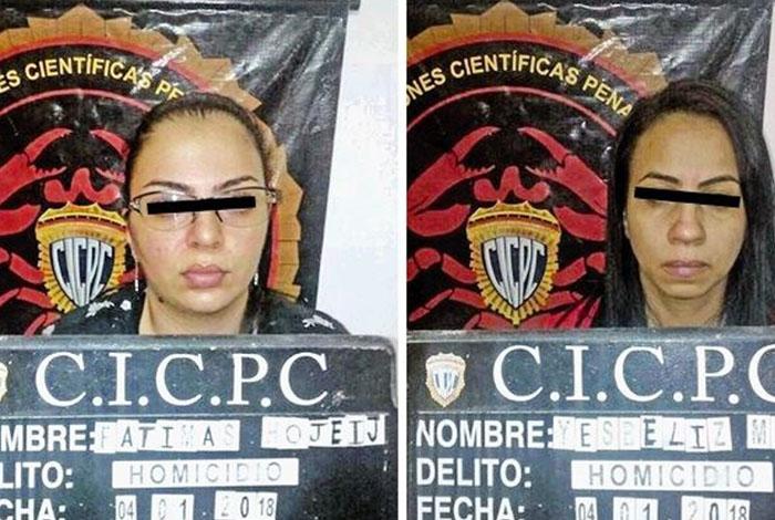 Hija pagó 50 millones de bolívares para que mataran a su padre