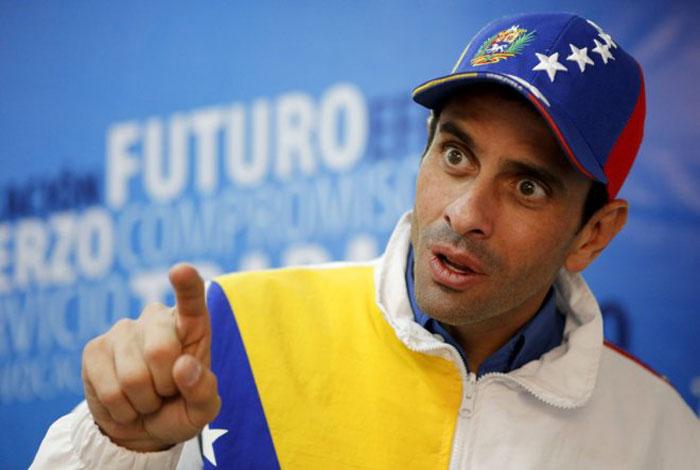 Solicitan al MP investigar a Capriles por presuntos hechos de corrupción