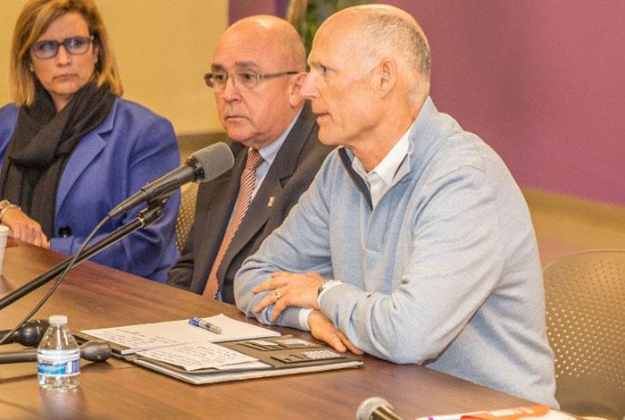 Gobernador de Florida: Crisis en Venezuela es inaceptable