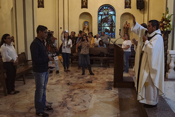 10 mil funcionarios resguardarán procesión de la Divina Pastora