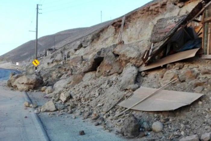 Fuerte sismo de 7,1 grados sacude la costa de Perú