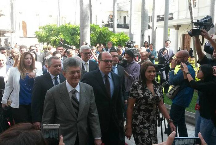 Omar Barboza presidirá la nueva junta directiva de la Asamblea Nacional