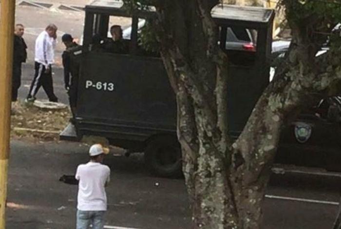 Encarcelan a militares acusados de rebelión — Venezuela