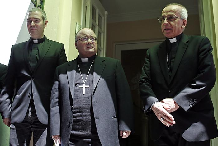 Vaticano envía experto a Chile para investigar abusos sexuales