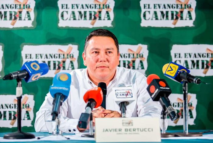 Javier Bertucci, director de
