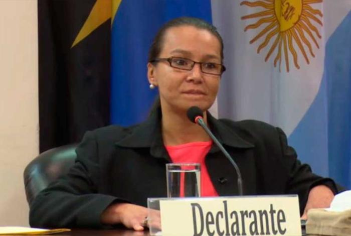 Linda Loaiza pidió sancionar a los jueces y fiscales de su caso