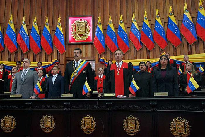 Maikel Moreno presentará propuesta para reforzar las leyes