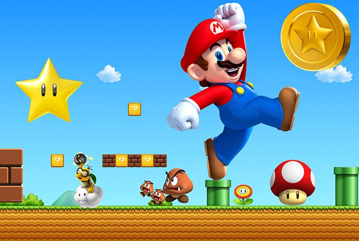 Revistagala S 250 Per Mario Bros 161 Un Salto Al Reino Hongo