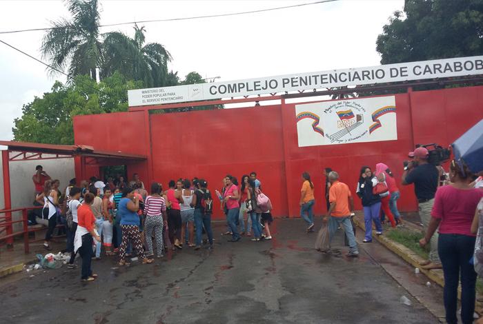 Persiste secuestro de presos políticos en cárcel de Tocuyito