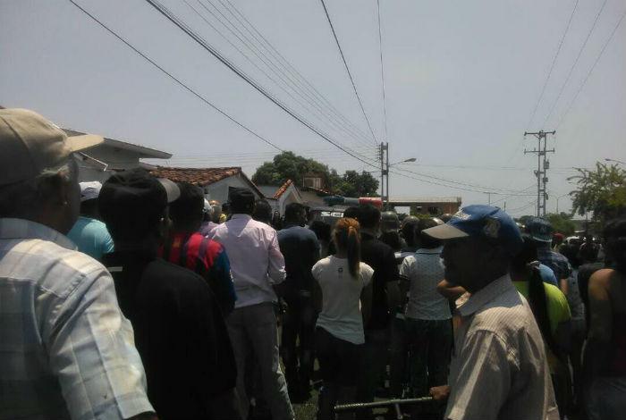Denuncian detención de habitantes de Barinas tras protestas contra apagones