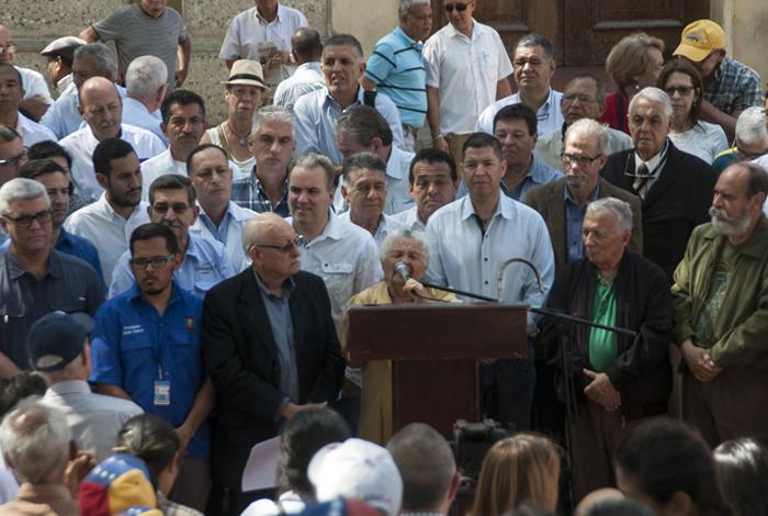 Frente Amplio Venezuela Libre llama a organizarse este sábado contra elecciones presidenciales