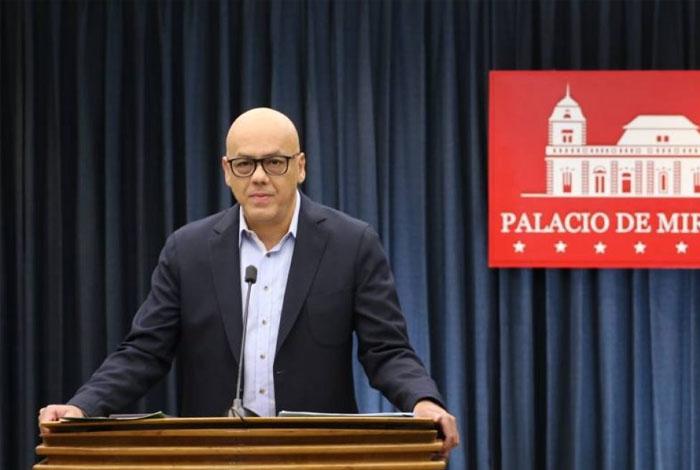 Jorge Rodríguez: CNE no cambiará la fecha de elecciones presidenciales