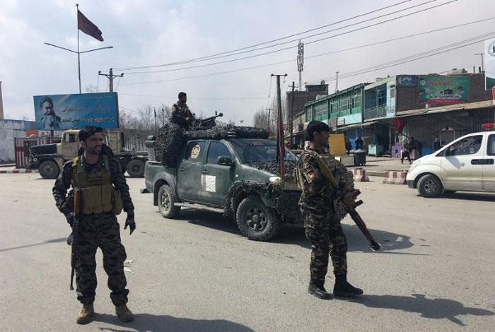 Mueren 7 personas en un ataque suicida en barrio chií en Kabul