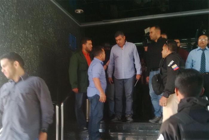 Sebin capturó en Caracas a Miguel Rodríguez Torres