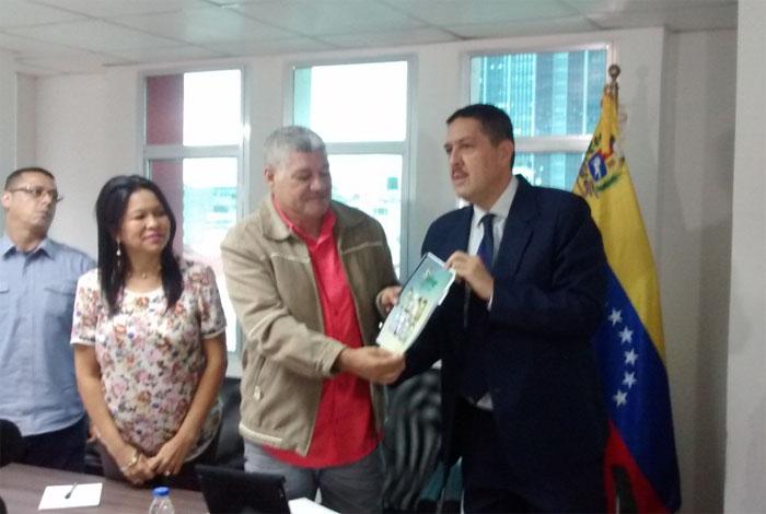 BCV presenta ante la Constituyente proyecto del nuevo cono monetario