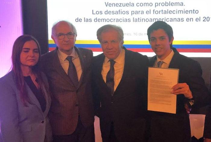 Violencia 'inaceptable' en proceso electoral: OEA