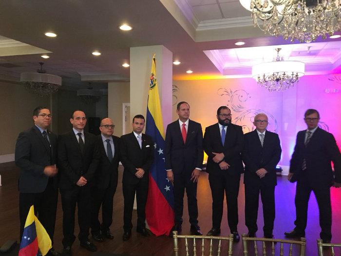 Querella contra Maduro por caso Odebrecht admitió TSJ en el exilio