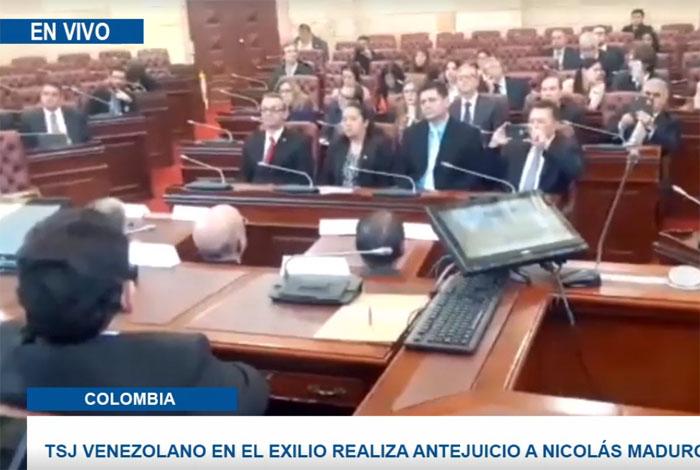 Las acusaciones de Ortega Díaz contra Nicolás Maduro