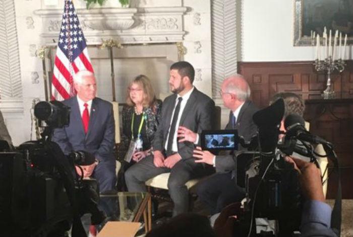 EEUU pedirá más sanciones contra Venezuela — Pence anuncia