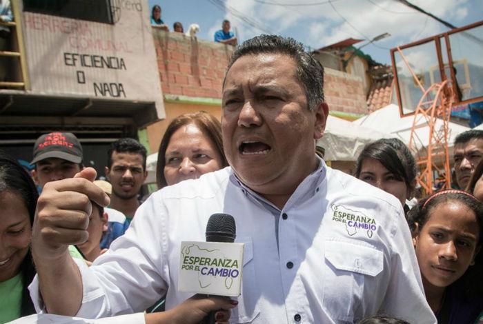 Jefe de campaña de Bertucci resultó herido tras intento de robo