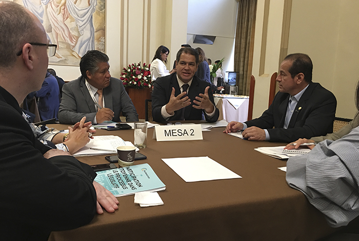 En la Cumbre de las Américas se remarca el aislamiento de Venezuela