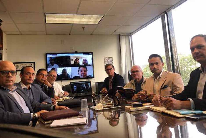 Cancillería expresa preocupación por allanamientos a familias de magistrados en Venezuela