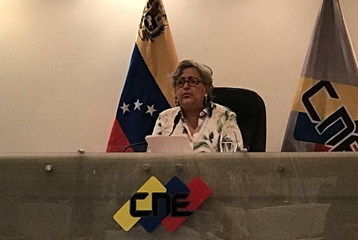 CNE ha cumplido con las garantías del acuerdo de Santo Domingo