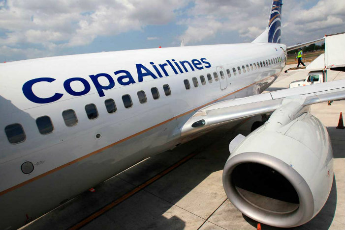 Copa ofrece reembolsar boletos o cambiar destinos de vuelos