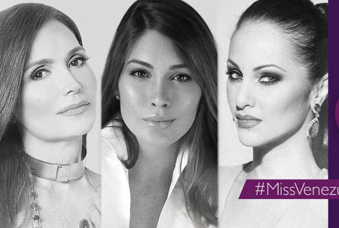 Miss Venezuela anunció nuevo comité ejecutivo compuesto por exreinas de belleza