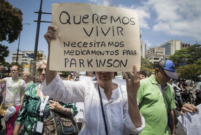 Conmemoran en todo el mundo el Día Mundial del Parkinson
