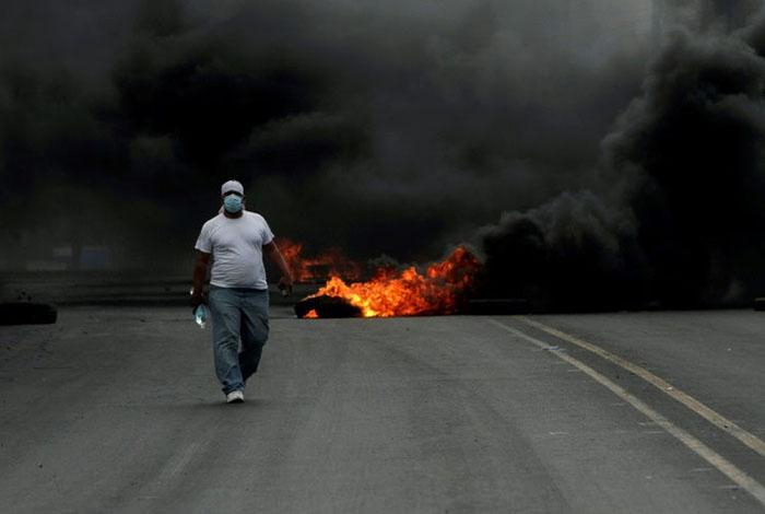 Gobierno de EU condena violencia en Nicaragua y pide calma