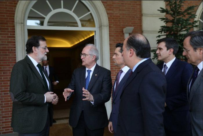 Rajoy: es necesario elecciones con plenas garantías en Venezuela