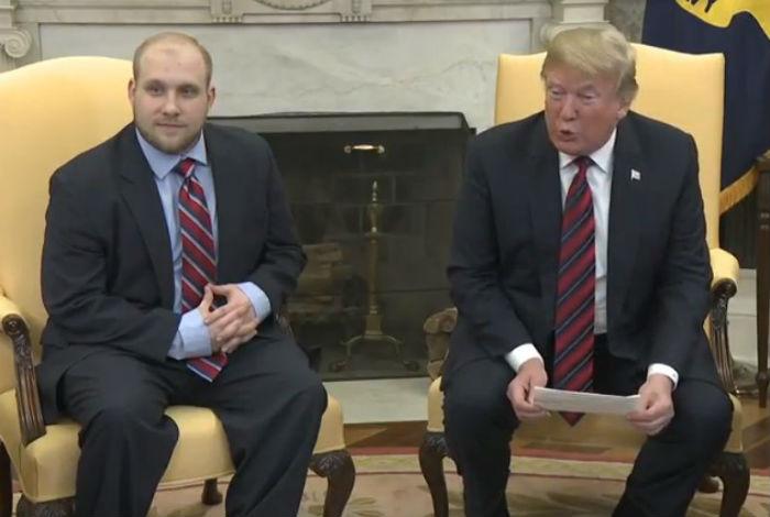 Extraoficial: El estadounidense Joshua Holt será liberado
