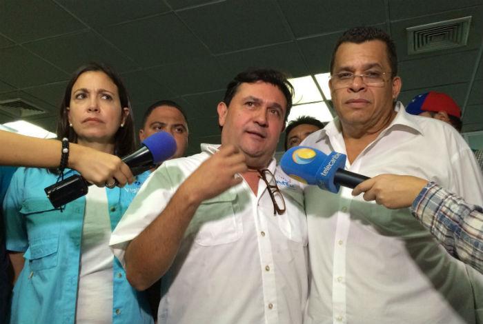 Fracción parlamentaria Cambiemos respaldará candidatura de Falcón