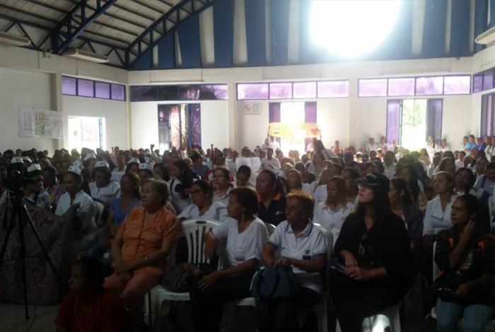 Asamblea sector salud 7
