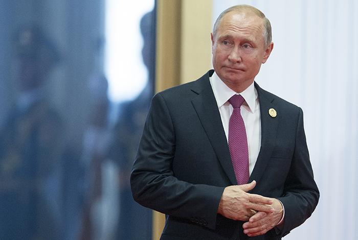 Vladímir Putin advierte contra la injerencia extranjera en Venezuela