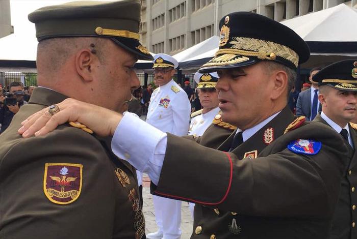 Maduro repudia planteamiento de intervención militar estadounidense
