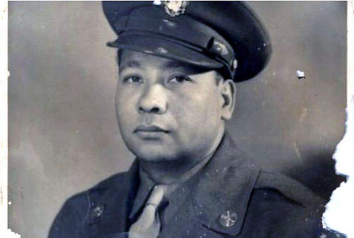 Militares venezolanos en la II Guerra Mundial Manuel-Antonio-Prince-Veroes-696x467